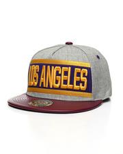 Hats - Los Angeles Snapback Hat-2485430