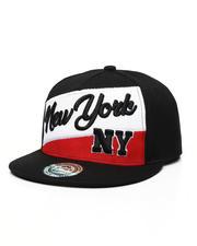 Hats - New York Snapback Hat-2485432