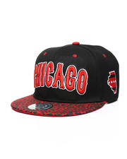 Hats - Chicago Snapback Hat-2485433