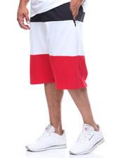 Shorts - Tech Fleece Shorts/Color Block (B&T)-2213164