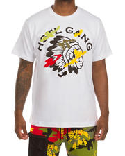 Hustle Gang - Senegal SS Knit Tee-2487608