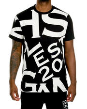 Hustle Gang - Gabson SS Knit Tee-2487641