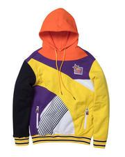 Born Fly - Football Pullover Hoody (B&T)-2484736