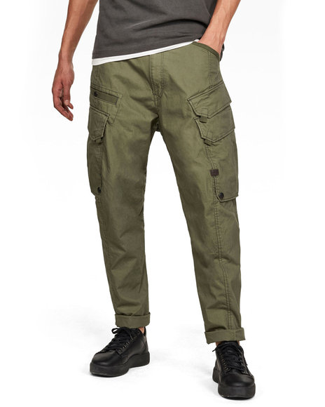 G-STAR - Droner relaxed tapered cargo pant