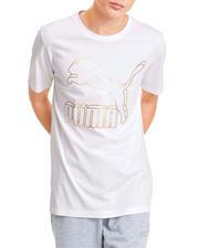 Puma - FOIL CLASSIC LOGO TEE-2487529