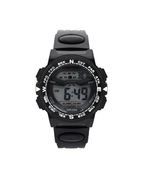 Buyers Picks - 44MM Cardinal Bezel Digital Watch