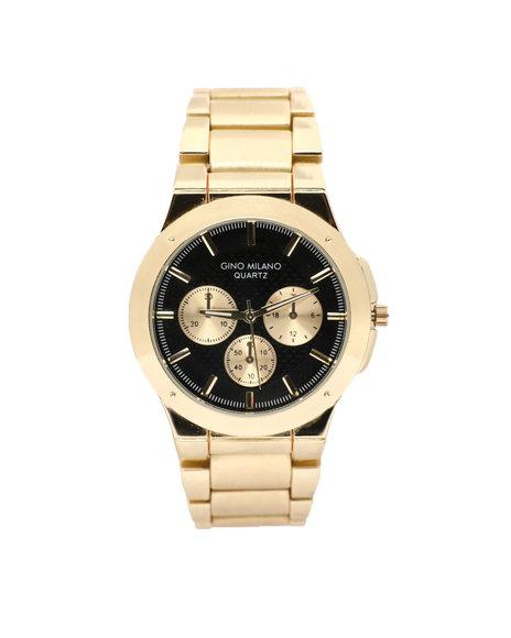 Buyers Picks - 43MM Classic 3-Eye Watch