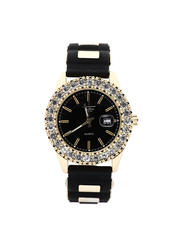 Jewelry & Watches - 44MM Solitaire Watch With Date-2487115