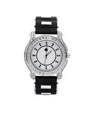 Jewelry & Watches - Roman Dial Bullet Band Watch-2487996