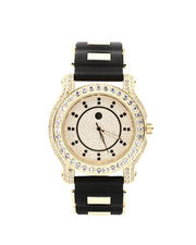 Jewelry & Watches - Roman Dial Bullet Band Watch-2487997