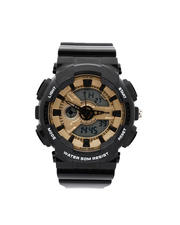 Jewelry & Watches - 51MM Double Time Digital Watch-2487998