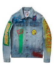 Born Fly - Sporty Denim Jacket (B&T)-2487899