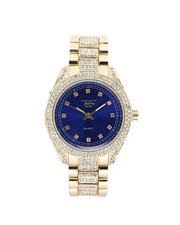 Jewelry & Watches - 41MM Fully Iced Out Case Watch-2487021