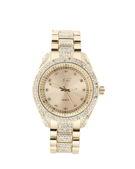 Buyers Picks - 41MM Fully Iced Out Case Watch