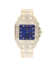 Buyers Picks - Fully Iced Out Square Up Watch-2487058