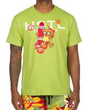 Hustle Gang - Nigeria SS Knit Tee-2487623