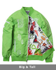 Big & Tall - Fly Reversible Jacket (B&T)-2488515