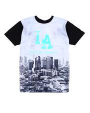 T-Shirts - Iridescent Los Angeles Tee-2486544