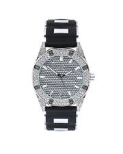Jewelry & Watches - 40MM Octagonal Bling Dial Watch-2487080