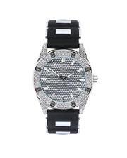 Buyers Picks - 40MM Octagonal Bling Dial Watch-2487080