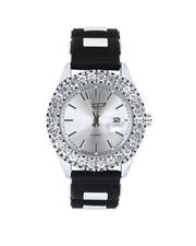 Jewelry & Watches - 44MM Solitaire Watch With Date-2487104