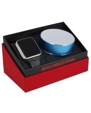 Jewelry & Watches - Touch Screen Watch & Wireless Speaker Set-2489604