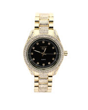 Jewelry & Watches - 41MM Fully Iced Out Case Watch-2487037