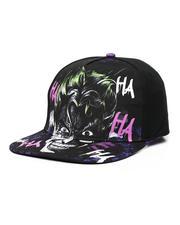 Hats - Joker HaHa Tie Dye Snapback Hat-2487990