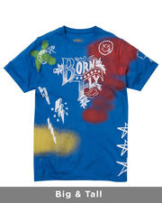 Born Fly - Colorful S/S Tee (B&T)-2488701