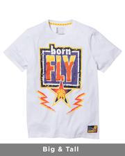 Born Fly - Jersey S/S Tee (B&T)-2488731