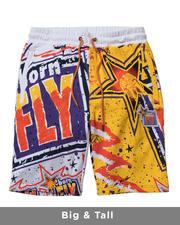 Shorts - Basketball Fleece Short (B&T)-2488746