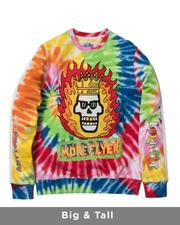 Big & Tall - L/S Trendy Sweater (B&T)-2484731