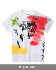 Born Fly - Colorful S/S Tee (B&T)-2488721