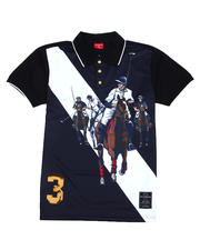 Buyers Picks - Polo Print SS Polo-2486473