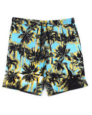 Buyers Picks - Palm Print Short-2486518