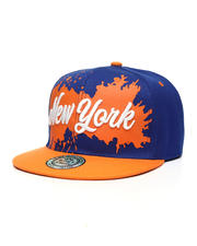 Buyers Picks - New York Snapback Hat-2485426