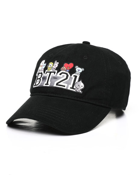 Buyers Picks - BT21 Group Characters Dad Cap
