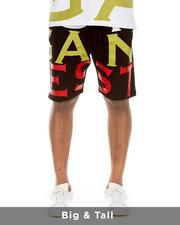 Hustle Gang - Benin Short (B&T)-2489871