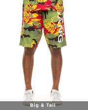Shorts - Eritria Short (B&T)-2489875