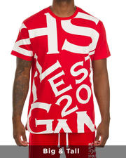 Hustle Gang - Gabon S/S Knit (B&T)-2489921