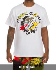 Hustle Gang - Senegal S/S Knit (B&T)-2490008