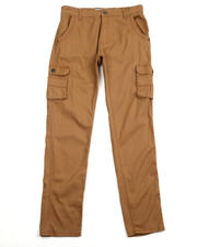 Buyers Picks - Twill Cargo Jogger w Zipper Detail-2486782