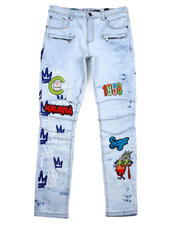 Buyers Picks - Sugar King Print Jean-2486800