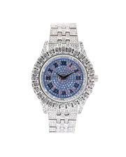 Jewelry & Watches - Solitaire Bezel X Roman Watch-2487084