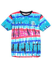 Buyers Picks - Tie Dye Sublimation Tee w Rubber Stamp-2487359