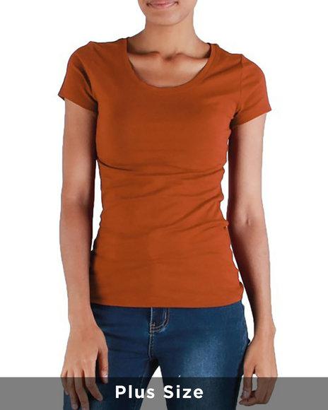 Red Fox - S/S Crew Neck T-Shirt(Plus)