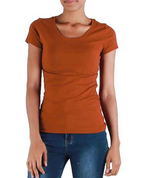 Red Fox - S/S Crew Neck T-Shirt