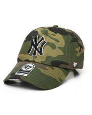 Dad Hats - New York Yankees Camo Clean Up Cap-2490141