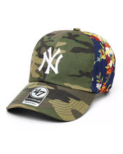 '47 - New York Yankees Camo Partition Clean Up Cap-2490147