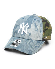 Dad Hats - New York Yankees Partition Clean Up Cap-2490148